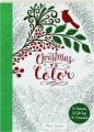 CHRISTMAS TO COLOR: 10 Postcards, 15 Gift Tags, 10 Ornaments - Thumb 1