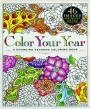 COLOR YOUR YEAR: A Changing Seasons Coloring Book - Thumb 1