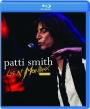 PATTI SMITH: Live at Montreux 2005 - Thumb 1