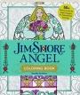 JIM SHORE ANGEL COLORING BOOK - Thumb 1