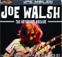 JOE WALSH: The Broadcast Archive - Thumb 1