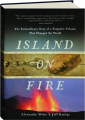 ISLAND ON FIRE: The Extraordinary Story of a Forgotten Volcano That Changed the World - Thumb 1
