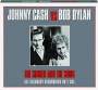 JOHNNY CASH VS BOB DYLAN: The Singer and the Song - Thumb 1