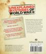 UNEXPLAINED MYSTERIES OF WORLD WAR II - Thumb 2
