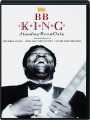 BB KING: Standing Room Only - Thumb 1