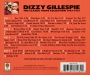 DIZZY GILLESPIE: The Classic Verve Collection 1957-1961 - Thumb 2