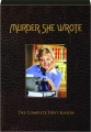 MURDER, SHE WROTE: The Complete First Season - Thumb 1