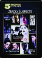 DEADLY SUSPECTS: 5 Movie Collection - Thumb 1