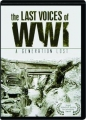 THE LAST VOICES OF WWI: A Generation Lost - Thumb 1