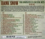 HANK SNOW: The Complete US Country Hits, 1949-62 - Thumb 2