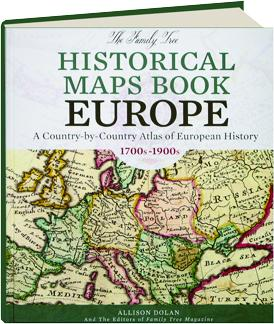 The family tree historical maps book europe a country by country the family tree historical maps book europe a country by country gumiabroncs Image collections