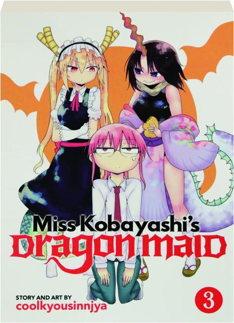 Miss Kobayashis Dragon Maid Vol 3 Hamiltonbook