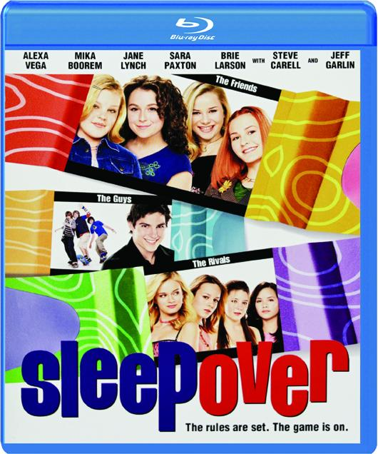0712f22669c6 SLEEPOVER - HamiltonBook.com
