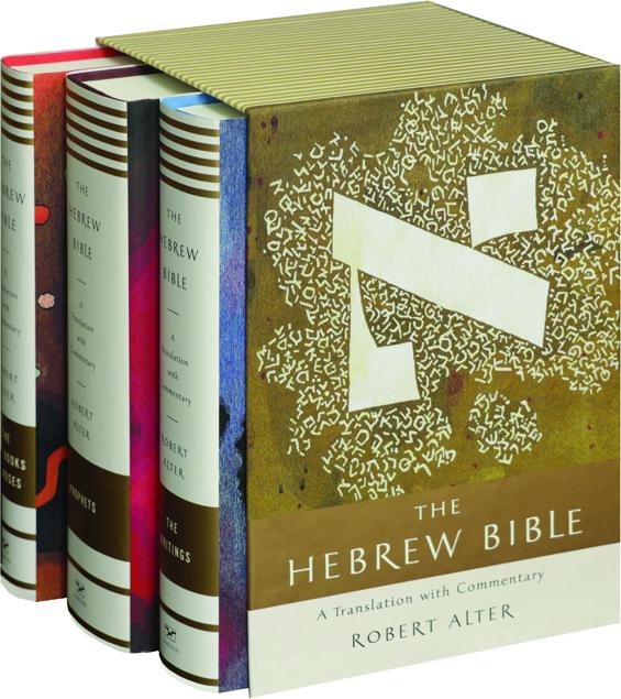 THE HEBREW BIBLE Robert Alter Hardbound $89.95 $125.00