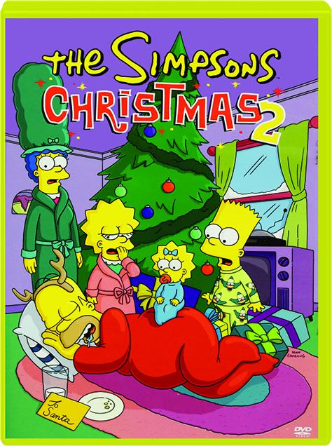 Christmas Simpsons.The Simpsons Christmas 2 Hamiltonbook Com