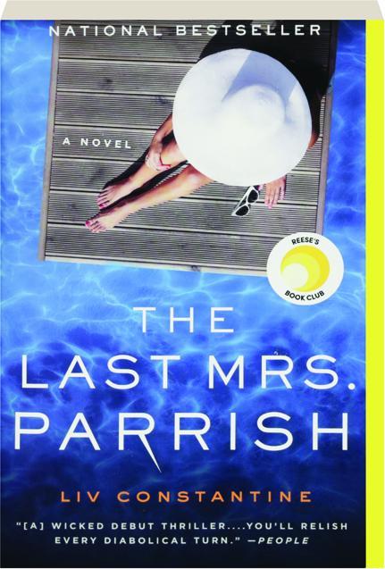The Last Mrs A Novel Parrish