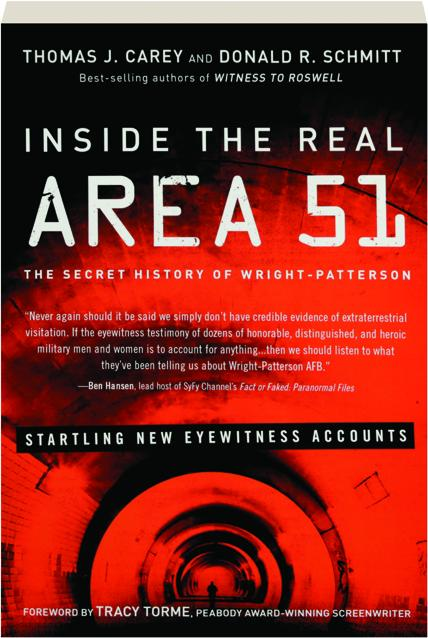 INSIDE THE REAL AREA 51: The Secret History of Wright-Patterson -  HamiltonBook com