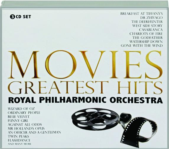 movies greatest hits royal philharmonic orchestra hamiltonbook com