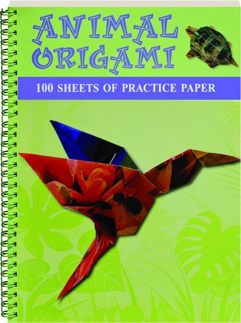 Books Kinokuniya: Origami Animals Kit : 21 Projects for All Skill ...   638x477