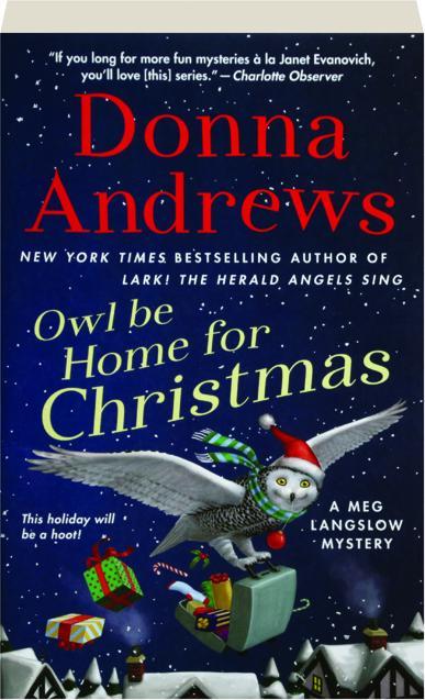 OWL BE HOME FOR CHRISTMAS - HamiltonBook.com