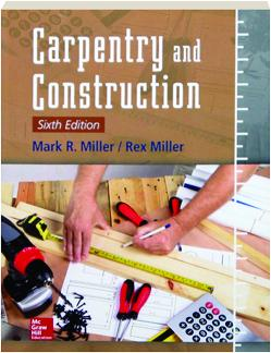 carpentry and construction sixth edition pdf