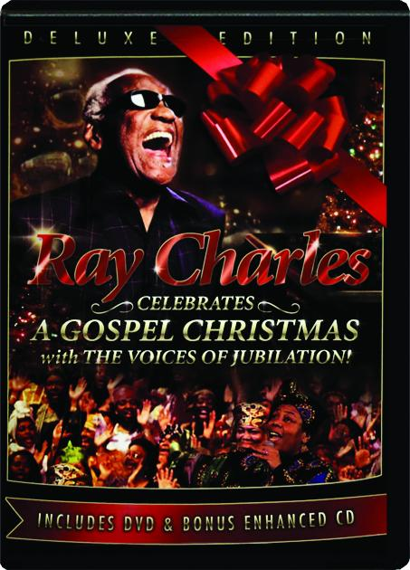ray charles celebrates a gospel christmas with the voices of jubilation
