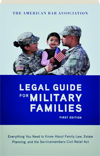 Legal Guide For Military Families Hamiltonbook