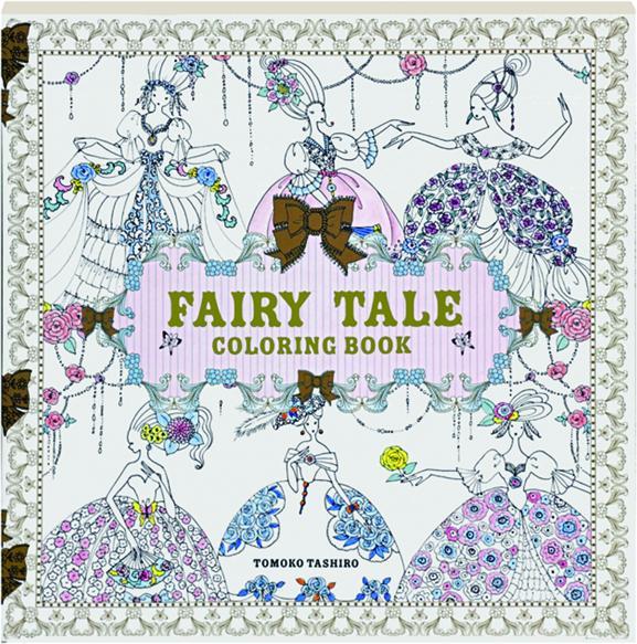 FAIRY TALE COLORING BOOK - HamiltonBook.com