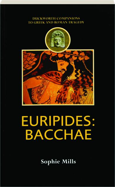 euripides bacchae The bacchae won the play competition of 404bc, but its author euripides of salamis had died of old age in exile two years beforethe play uses a foreign name from asia minor for the deity and it tells of his arrival at the city of thebes in boeotia, not far north of athens.