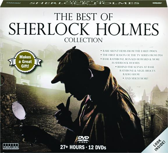 the best of sherlock holmes Shop huge inventory of sherlock holmes dvd, sherlock holmes jeremy brett,  sherlock holmes  best of sherlock holmes [new dvd] collector's ed, tin case.