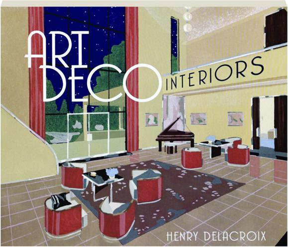 Art deco interiors for Art deco interior design influences