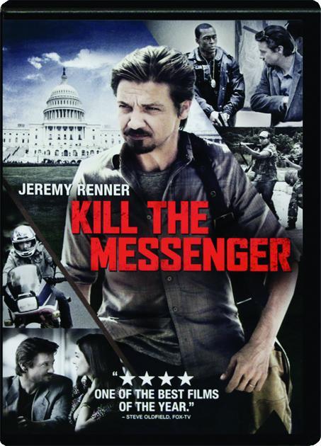KILL THE MESSENGER - HamiltonBook.com