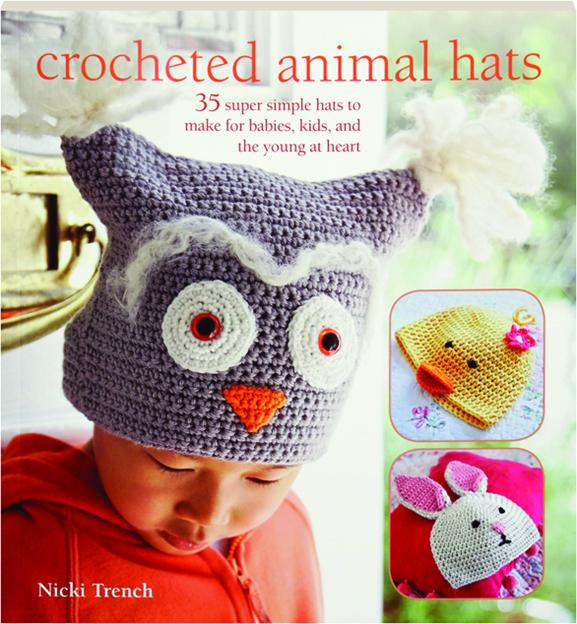 Crocheted Animal Hats 35 Super Simple Hats To Make For Babies Kids