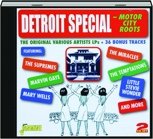 Detroit Special Motor City Roots