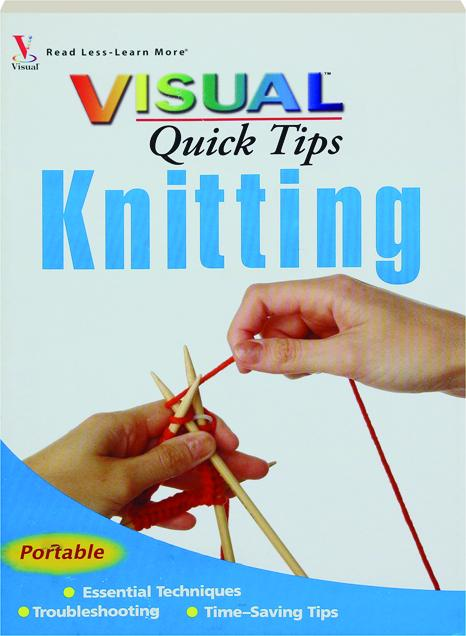 Tips For Knitting Quickly : Knitting visual quick tips hamiltonbook