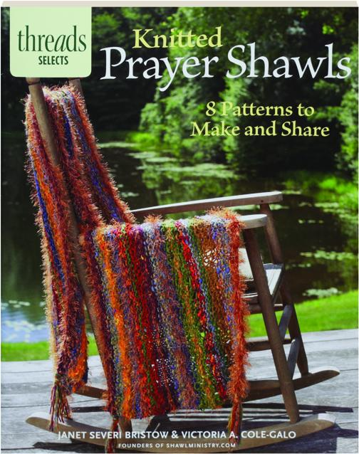 Knitted Prayer Shawls Threads Selects Hamiltonbook
