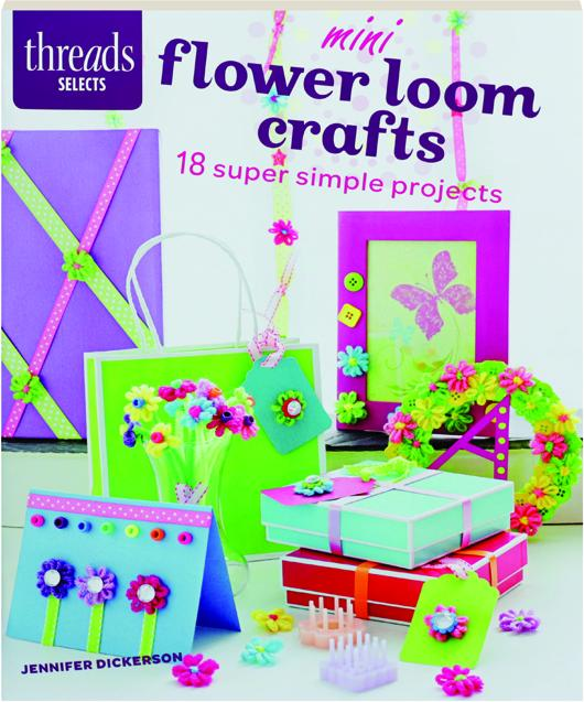 MINI FLOWER LOOM CRAFTS: Threads Selects