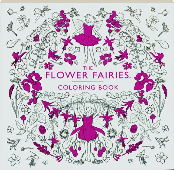 THE FLOWER FAIRIES COLORING BOOK - HamiltonBook.com