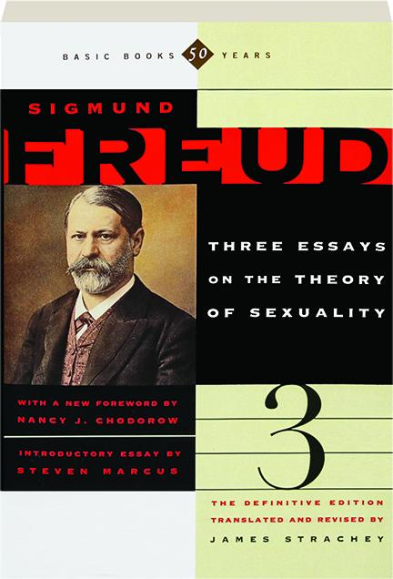 Three Essays On The Theory Of Sexuality  Hamiltonbookcom Three Essays On The Theory Of Sexuality