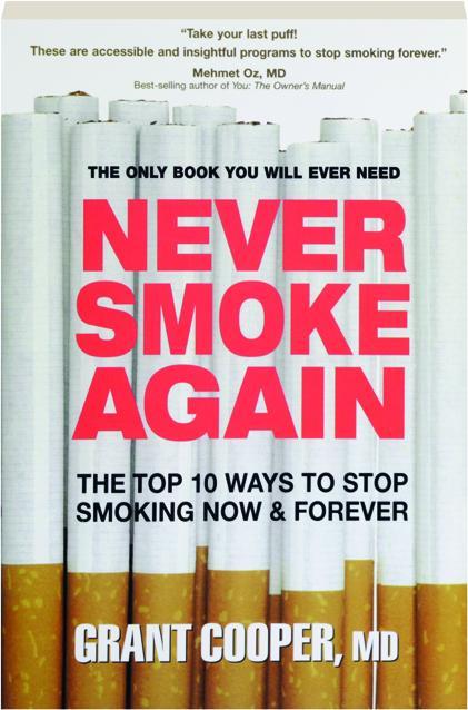 Top ten ways quit smoking now