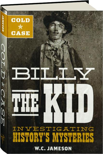 Cold Case Billy The Kid Hamiltonbook