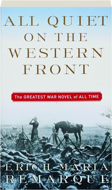 ALL QUIET ON THE WESTERN FRONT - HamiltonBook.com