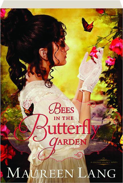 bees in the butterfly garden - Butterfly Garden Book