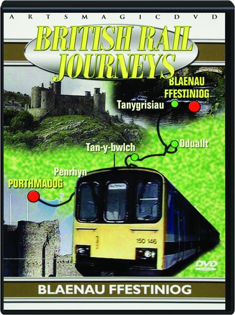 BRITISH RAIL JOURNEYS: Blaenau Ffestiniog - HamiltonBook com