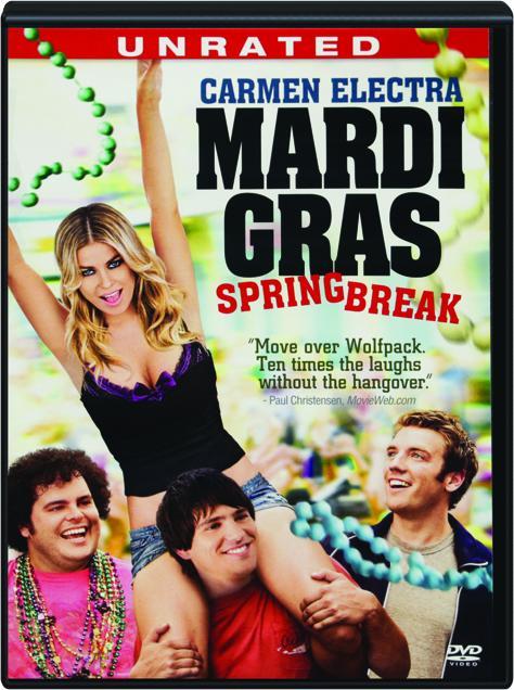 Mardi gras spring break