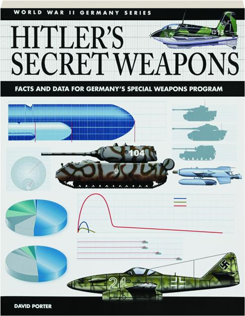 HITLER'S SECRET WEAPONS: World War II Germany Series - HamiltonBook com