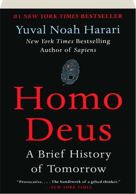 Homo Deus: Коротка історія завтрашнього дня