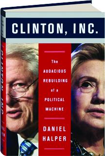 clinton political machine